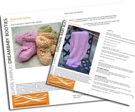 pictures of knitting patterns