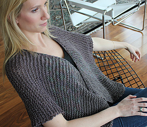 F267 All About The Yarn Jacket from Artyarns