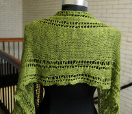 Ensemble LIght Shawl