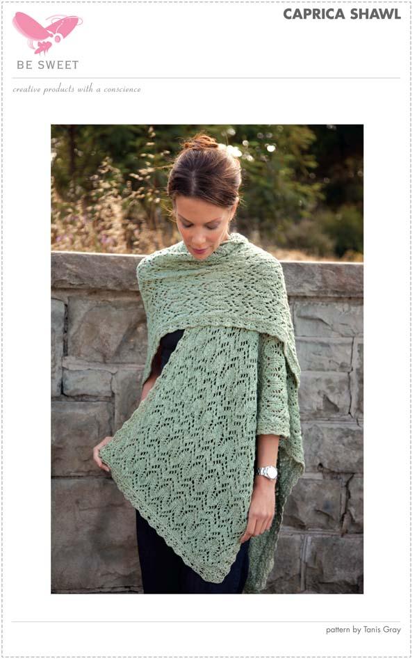 Be Sweet Yarn Knitting Pattern Bardet Set