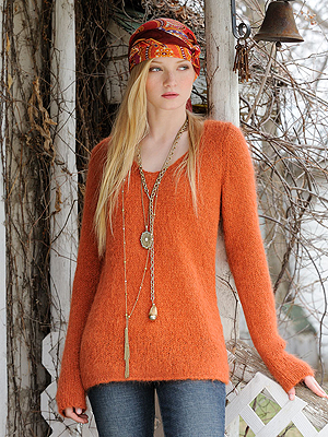 Brushed Suri Tunic from Blue Sky