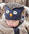 Hoot Hat from Spud & Chloe