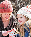 Pom Pom Hat from Spud & Chloe