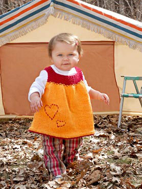 SPUD and CHLOE SWEATER Pattern Lovey Dovey Top