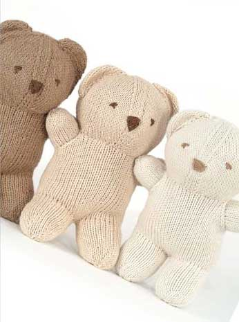 Knitting Patterns In Organic Yarns For Kids And Babies