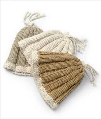 FREE KNITTING PATTERNS USING COTTON YARN - KNITTING PATTERN