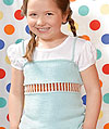 Blue Sky Kids Easy Tank Free Pattern