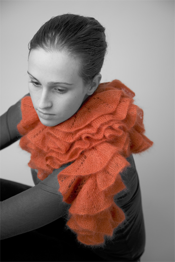 mac and me elizabeth scarf knitting pattern