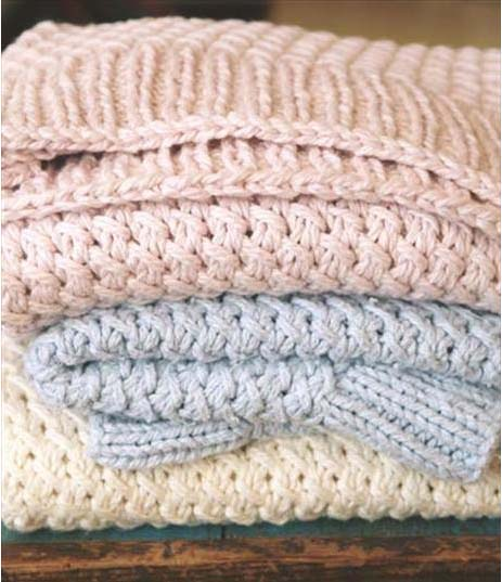 Baby Bamboo Blanket Pattern: Mac & Me Knitting Patterns :: Lattice Blanket