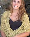 Skacel Urban Silk Lacey Wrap Knitting Pattern
