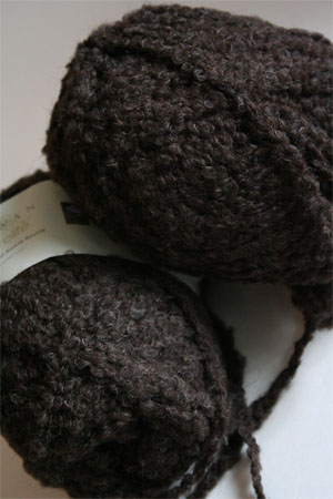 Pure Life Boucle in 0223 Dark Brown by Rowan Yarn
