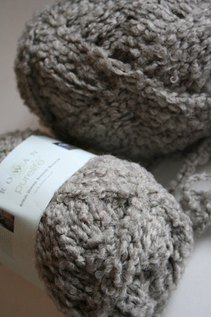 Pure Life Boucle in 0221 Light Brown by Rowan Yarn