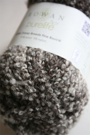 Pure Life Fine Boucle by Rowan Yarn in Masham Stripe