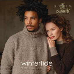 >Knitting Books > Rowan Rowan Purelife Book Collection - Wintertide
