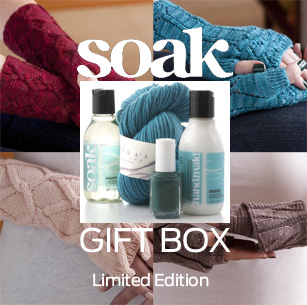 SOAKBOX gift set