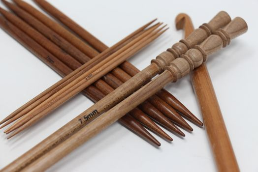 Surina Wood Knitting Needles & Crochet Hooks