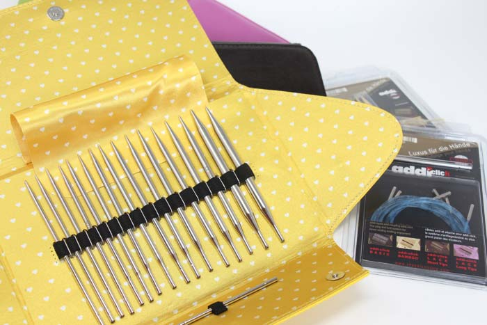 ADDI CLICK INTERCHANGEABLE NEEDLE SETS