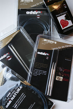 ADDI turbo knitting needles