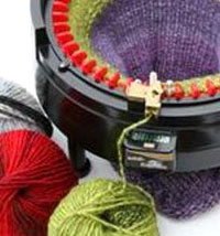 Addi Express Knitting Machines
