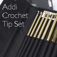 Addi Click Crochet