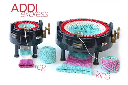 Where To Buy Addi Express Knitting Machine