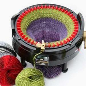 ADDI Express - the FAST way to knit - that's fun!