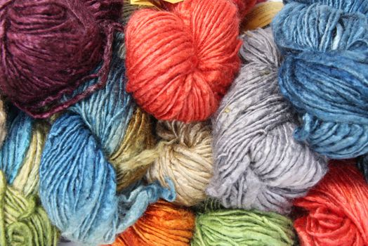 Alchemy Rustico Silk Tussah Knitting Yarn