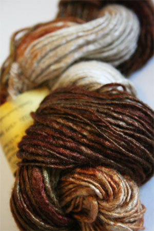 Alchemy Rustico Yarn in Cliff Swallow