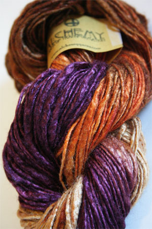 Alchemy Rustico Yarn in Indian Paintbrush