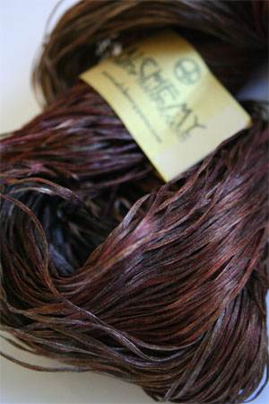Silken Straw Barnwood by Alchemy Yarns at Fabulousyarn.com