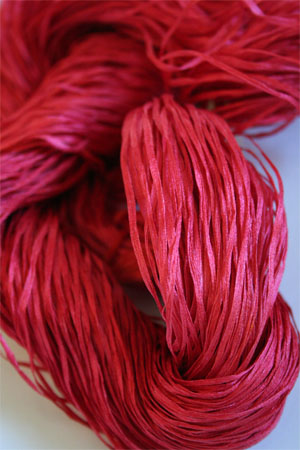 Silken Straw Firewater by Alchemy Yarns at Fabulousyarn.com