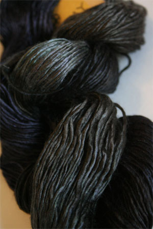 Alchemy silkpurse Yarn in Ace Of Spades