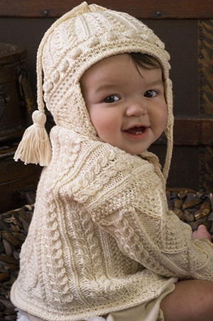 Appalachian Baby Soft Cotton Blanket Kit