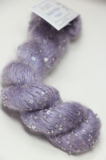 Artyarns Beaded Mohair with Sequins | 239 Lilac   (Silver)