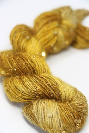 Artyarns Beaded Mohair with Sequins | H8 Gold (Gold)