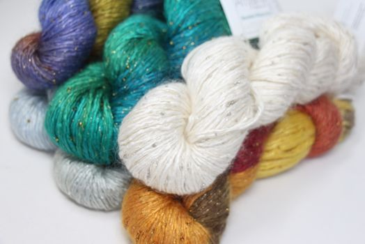 Artyarns Beaded Rhapsody Silk Mohair Knitting Yarn