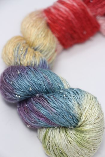 Artyarns Beaded Silk | 508 Monet (Silver)