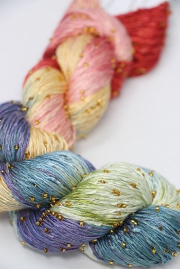 Artyarns Beaded Silk | 508 Monet (Gold)