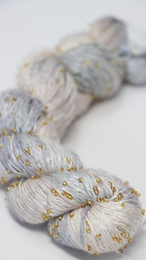 Artyarns Beaded Silk | H14 Cloudy (Gold)