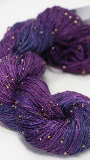Artyarns Beaded Silk | H24 Wild Berries (Gold)