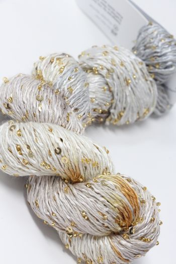 Artyarns BEADED SILK AND SEQUINS LIGHT | 505 O'Keefe (Gold)