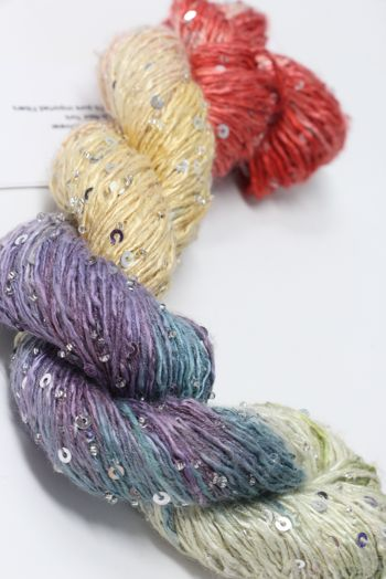 Artyarns BEADED SILK AND SEQUINS LIGHT | 508 Monet