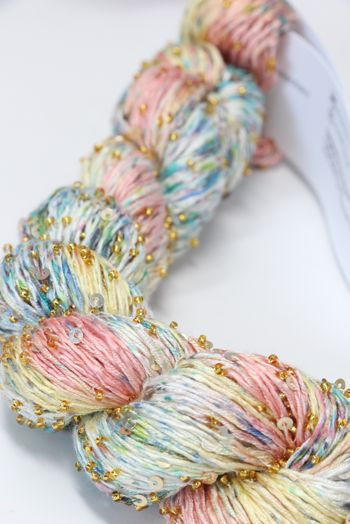 Artyarns BEADED SILK AND SEQUINS LIGHT | 602 Watercolor