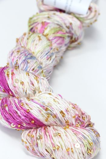 Artyarns BEADED SILK AND SEQUINS LIGHT | 605 Fruit Salad