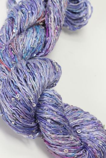 Artyarns BEADED SILK AND SEQUINS LIGHT | CC5 Purple People