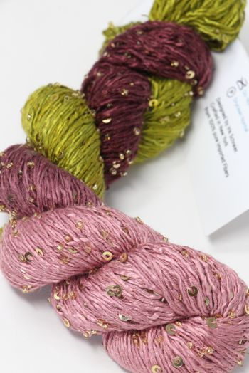 Artyarns BEADED SILK AND SEQUINS LIGHT | 1028 West