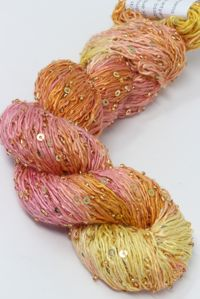 Artyarns BEADED SILK AND SEQUINS LIGHT | H30 Tutti Fruitti (Silver)