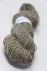 Artyarns Eco Cashmere in  EcoGreen (EC6)