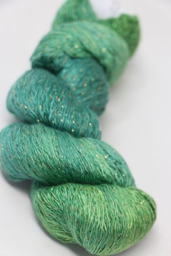 Artyarns Ensemble Glitter Light | H2 Lime Greens