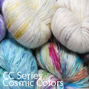 Cosmic Color Series in Ensemble Light